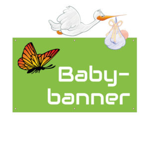 Babybanner