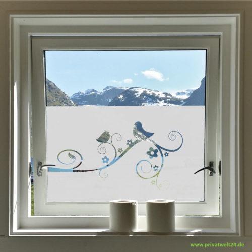Fenstermotiv Vögel