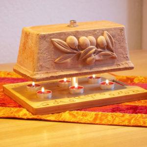 Tischofen Kerzen