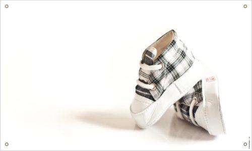 Babybanner Schuhe